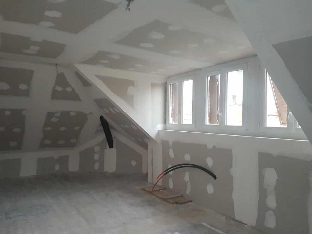 G 8 Isolation d'une maison par l'intérieur à Saint-Fons