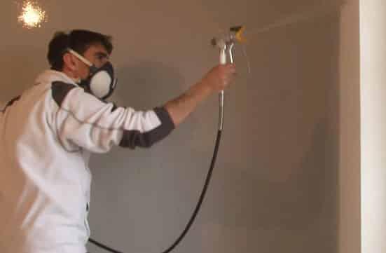 peinture neuf lyon airless