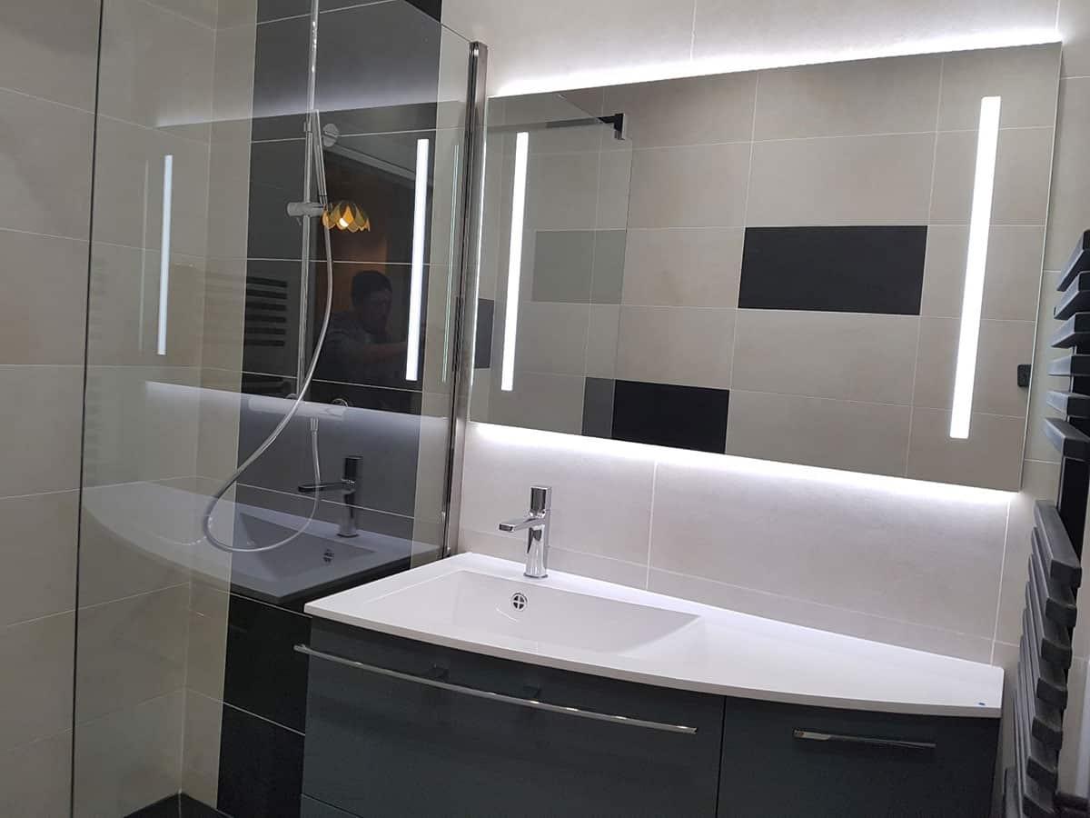 G 1 Rénovation salle de bains SAINT-GENIS-LAVAL
