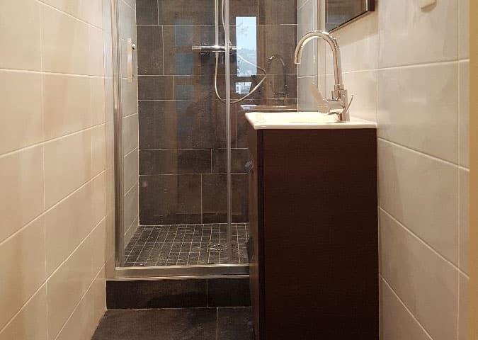 G 13 renovation petite douche à lyon