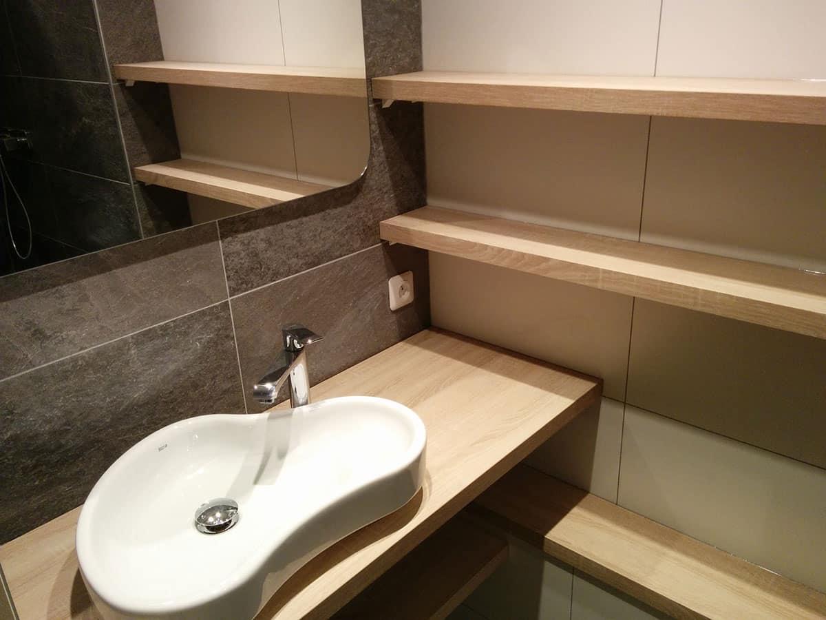G 2 Rénovation salle de bains avec douche italienne